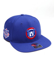 Men - Chicago Cubs Sure Shot 47 Captain 47 Snapback Cap