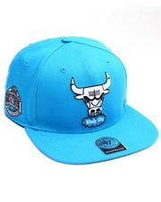 Hats - Chicago Bulls Sure Shot 47 Captain Snapback Cap