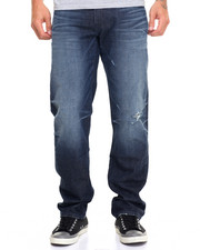 Men - Core True Straight Denim Jean