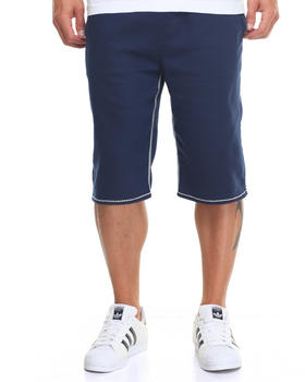 True Religion - Overdyed Cutoff Sweat shorts