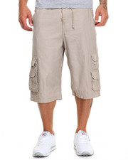 Enyce - Ribbed Band Canvas Cargo Short