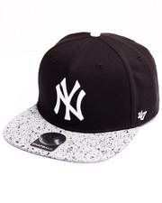 Men - New York Yankees Speckle 47 Captain Snapback Cap
