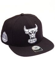 Men - Chicago Bulls Sure Shot 47 Captain Snapback Cap