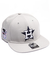 Men - Houston Astros Sure Shot 47 Captain Snapback Cap