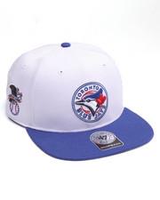 Hats - Toronto Blue Jays Sure Shot Two Tone 47 Captain Snapback Cap