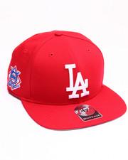 Men - Los Angeles Dodgers Sure Shot 47 Captain Snapback Cap