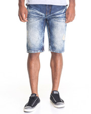 Akademiks - Mark Denim Short