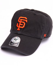 Dad Hats - San Francisco Giants Clean Up 47 Strapback Cap