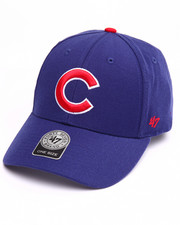 Women - Chicago Cubs Home MVP 47 Strapback Cap