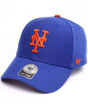 NBA, MLB, NFL Gear - New York Mets Home MVP 47 Strapback Cap