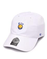 Strapback - Golden State Warriors Abate 47 Clean Up Strapback Cap