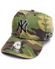 Men - New York Yankees Camo Clean Up 47 Strapback Cap