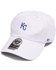 Hats - Kansas City Royals Abate 47 Clean Up Strapback Cap