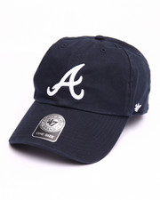 Dad Hats - Atlanta Braves Road Clean Up 47 Strapback Cap