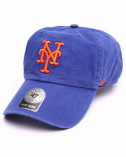 Women - New York Mets Home Clean Up 47 Strapback Cap