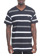 Shirts - Monarch Stripe T-Shirt
