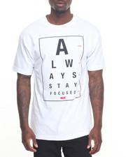 T-Shirts - Eye Chart Tee
