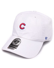 Accessories - Chicago Cubs Abate 47 Clean Up Strapback Cap