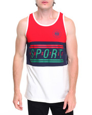 Tanks - Hustle Sport Custom Tank