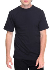 Basic Essentials - Basic Side - Zip S/S Tee