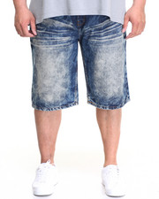 Akademiks - Mark Denim Short (B&T)