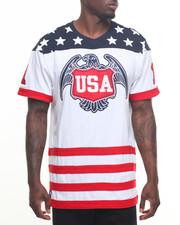Men - Spitz T-Shirt