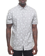 Buyers Picks - S/S Bird Buttondown