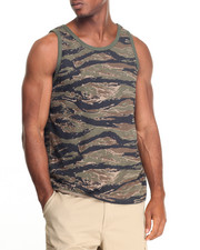 Tanks - Rothco Camo Tank Top