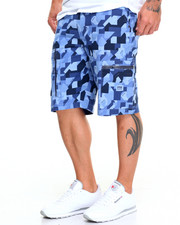 Parish - Camo Shorts
