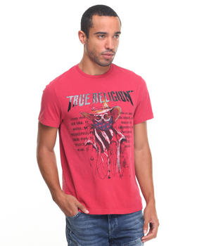 True Religion - 4th Skull Tee