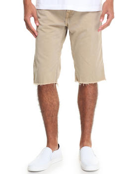 True Religion - Ricky w Flap Worn Twill Short