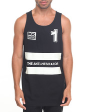 DGK - Anti Hesitator Custom Tank
