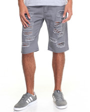 Men - Denim Short
