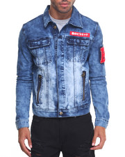Outerwear - B P JAPAN DENIM JACKET