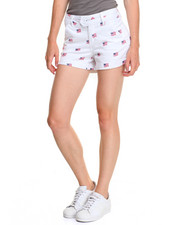 Basic Essentials - Americana Printed Sateen Short