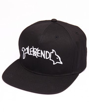 Hats - LEGEND DOODLE SNAPBACK