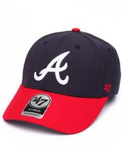 Men - Atlanta Braves Home MVP 47 Strapback Cap