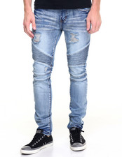 Buyers Picks - R & D Gothic - Moto Structured Denim Jeans