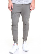 Men - Gristal Knit Jogg Pants