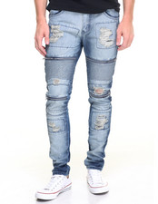 Buyers Picks - R & D Moto - Rip Structured Denim Jeans