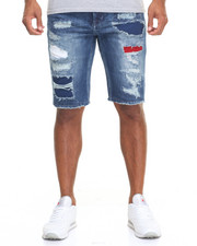 Men - Brunei Denim Shorts