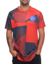 Shirts - Geometrics S/S Raglan Tee