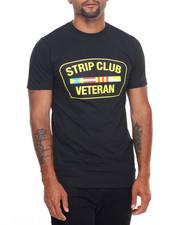 Men - STRIP CLUB VETERAN TEE