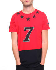 Buyers Picks - Jersey - Style Elongated S/S Tee