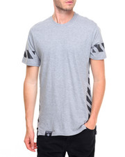 Buyers Picks - S/S Embossed Print Tee