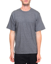 Shirts - Basic Crewneck S/S Tee