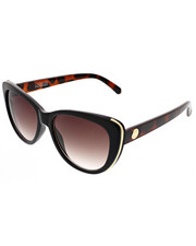 Women - Sleek Cat Tort Metal inlay Sunglasses