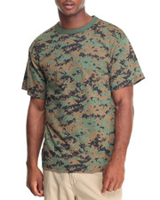 DRJ Army/Navy Shop - Rothco Digital Camo T-Shirt