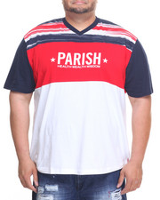 Parish - Water Color T-Shirt (B&T)