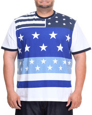 Men - Stars Stripes T-Shirt (B&T)